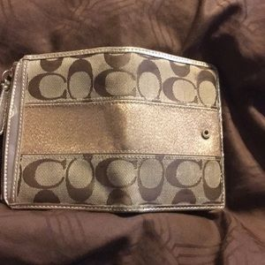 BiFold Coach Wallet